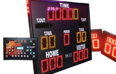 Spor Salonu Amatör Tip Basketbol Skorbord Ürünleri