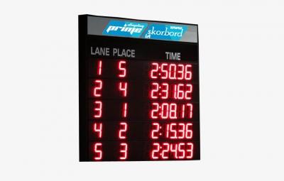 Amatör Yüzme Havuzu Skorbord Ürünleri