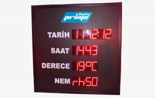 Led Tarih Panosu İstanbul