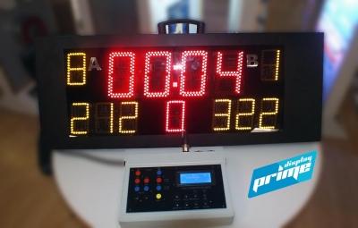 Masa Tipi Basketbol Skorbord Ürünleri