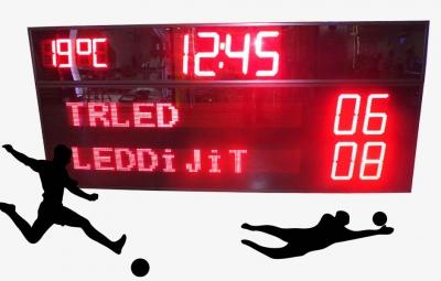 Profesyonel 30 cm Futbol Skorbord Ürünleri