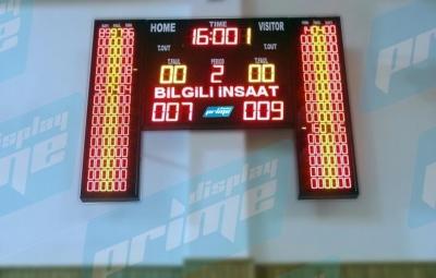 Profesyonel Takım İsimli Basketbol Skorbord Ürünleri