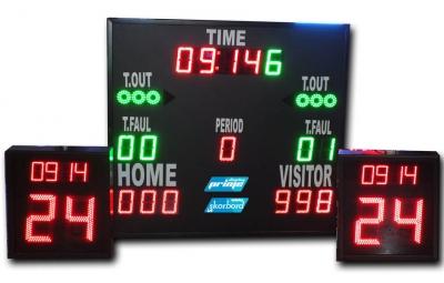Spor Salonu Amatör Okul Tip Basketbol Skorbord Ürünleri