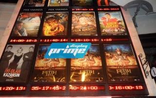 Led Sinema Panosu Fiyatları