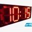 Özel Üretim Led Tarih Saat Fiyatları